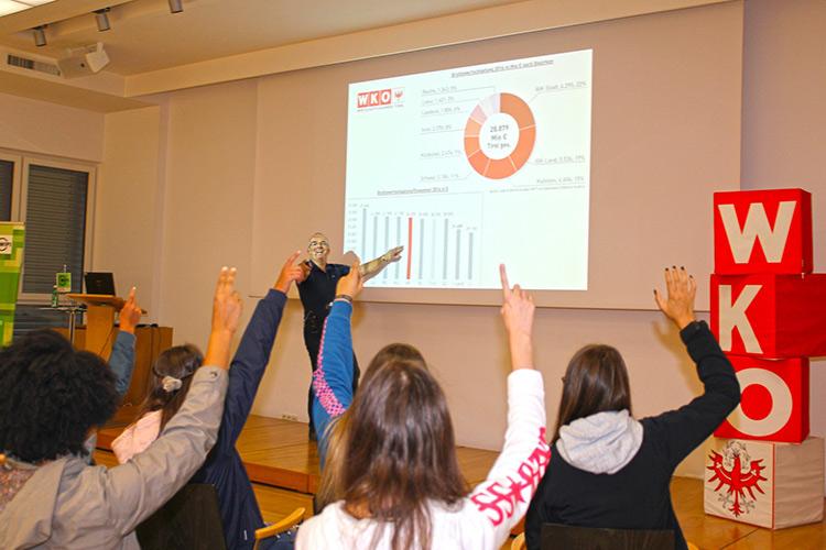 Workshop/Seminar/Infoveranstaltung in der Region Imst